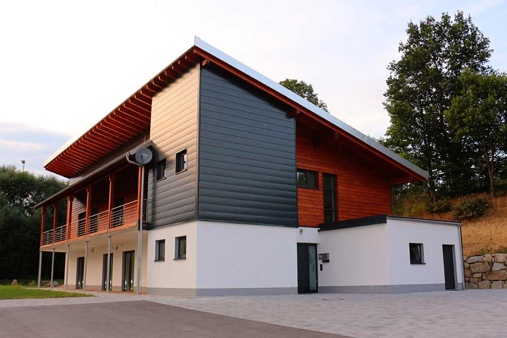 Physiotherapie Windorfer Gebäude Front
